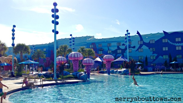 Walt Disney World S Art Of Animation Resort Merry About Town