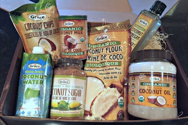 Grace Coconut Products