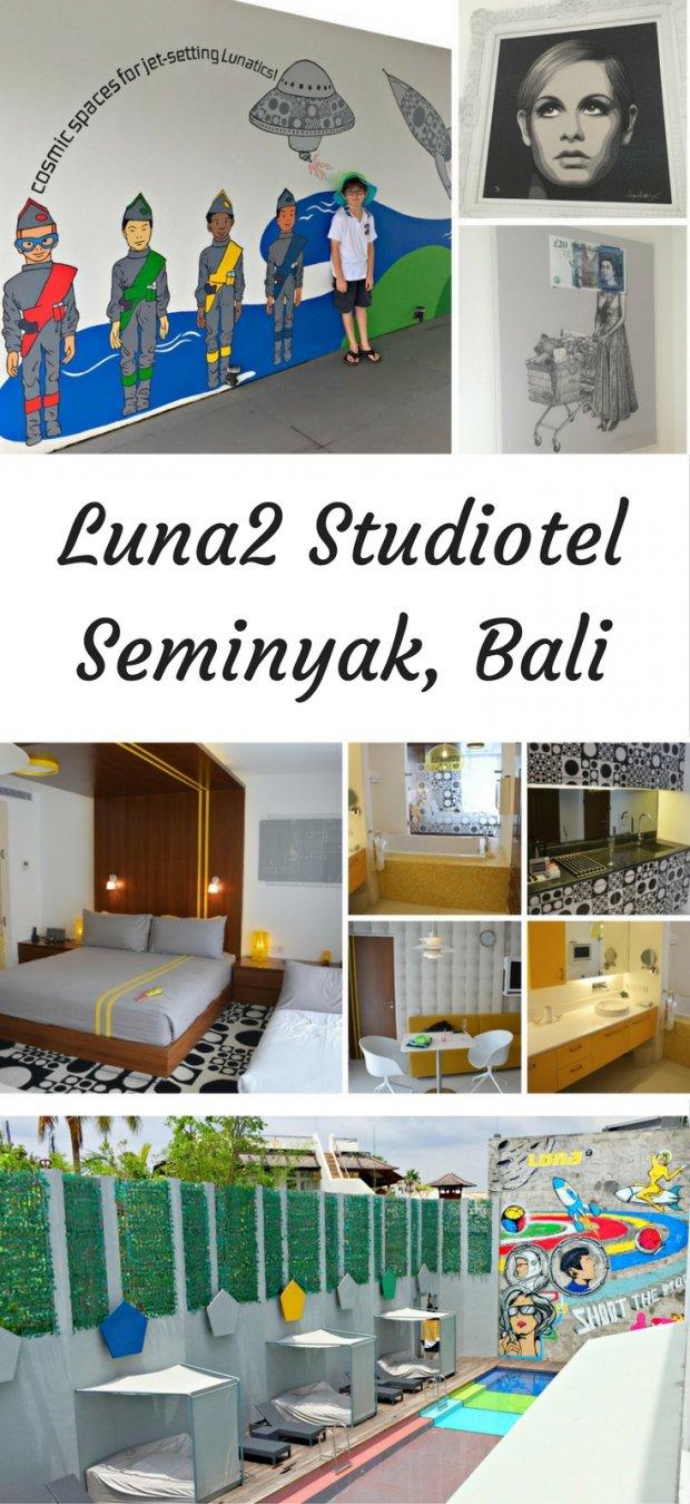 Luna2 Studiotel Seminyak Bali