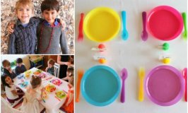 A Dinner Party for Kids