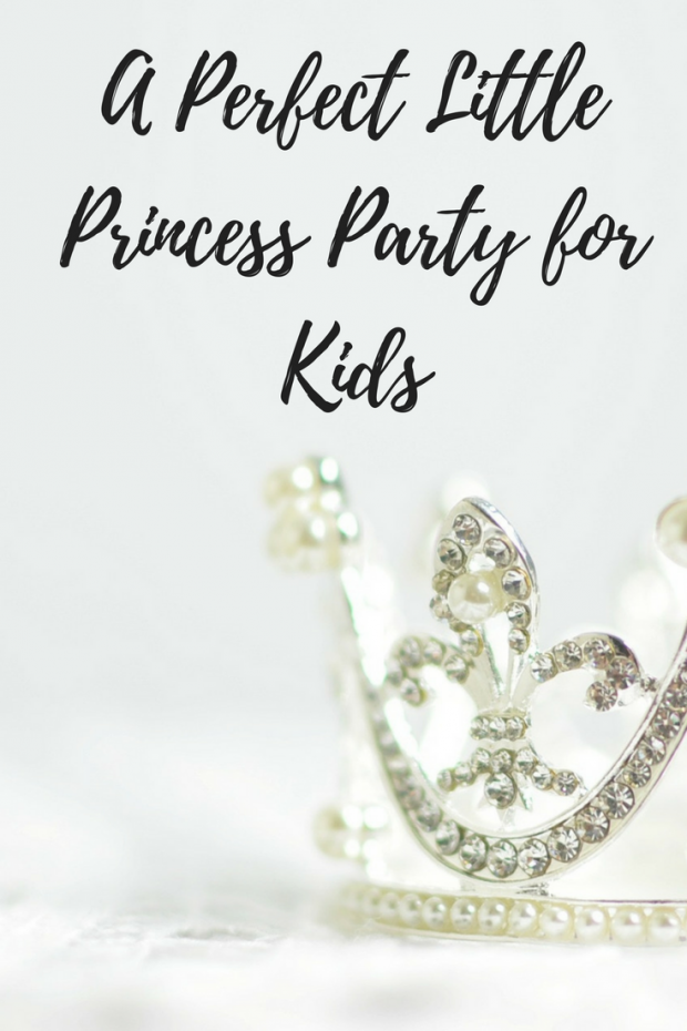 A Perfect Little Princess Party for Kids