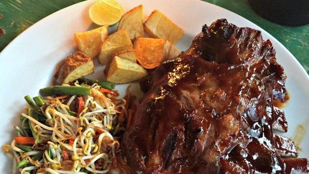 Ribs in Sanur