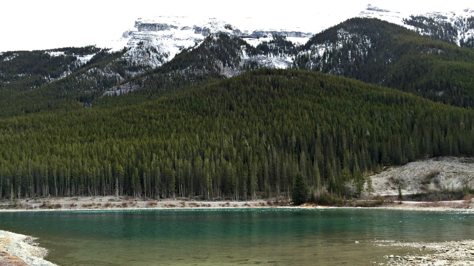 A Couples Escape in Canmore