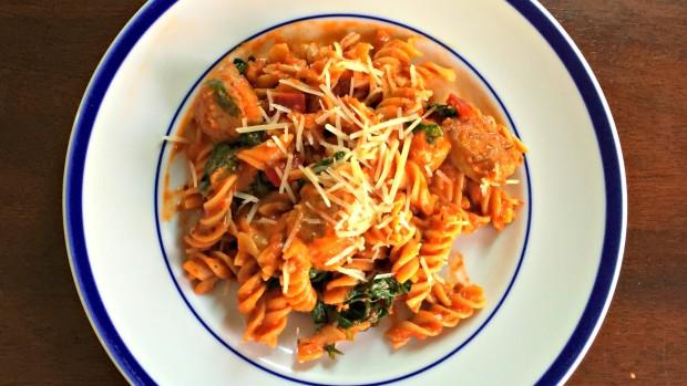 Pasta Skillet Recipe