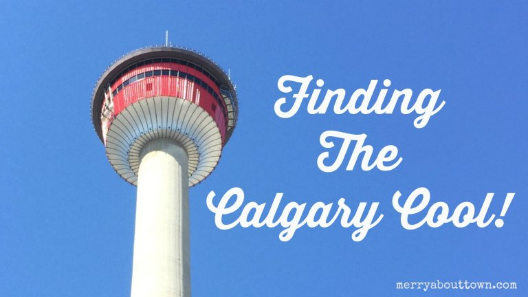 Finding The Calgary Cool – June 12
