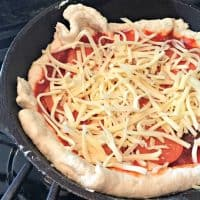 Quick and Easy Cheater Pizza