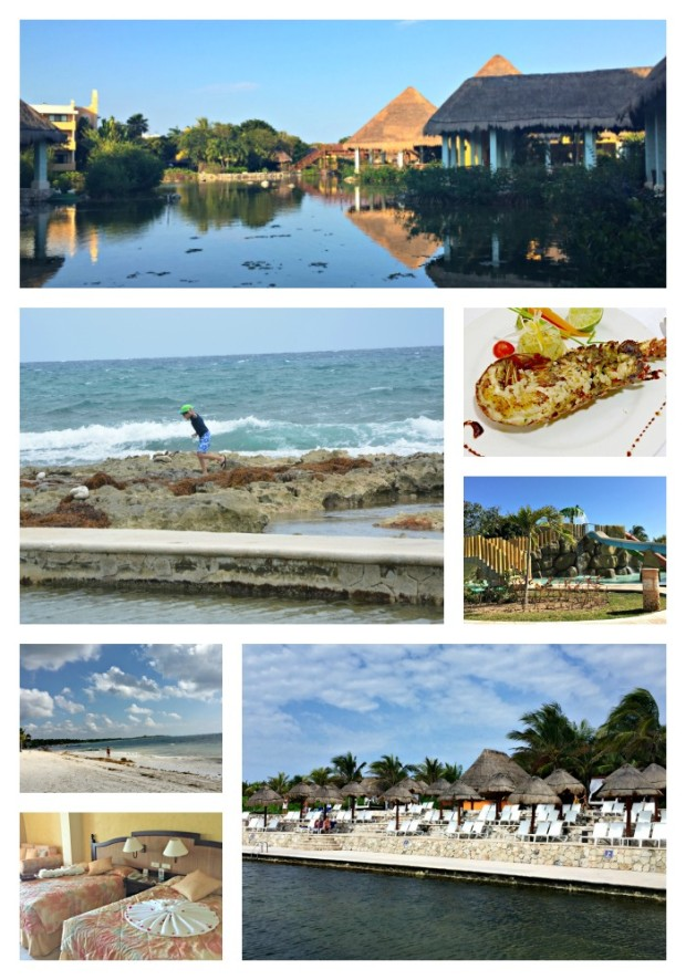 Family Friendly Luxury at The Grand Palladium Riviera Maya