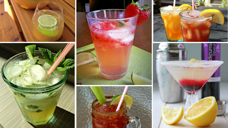 7 Delicious Summer Cocktails