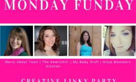 Monday Funday Linky Party – August 24