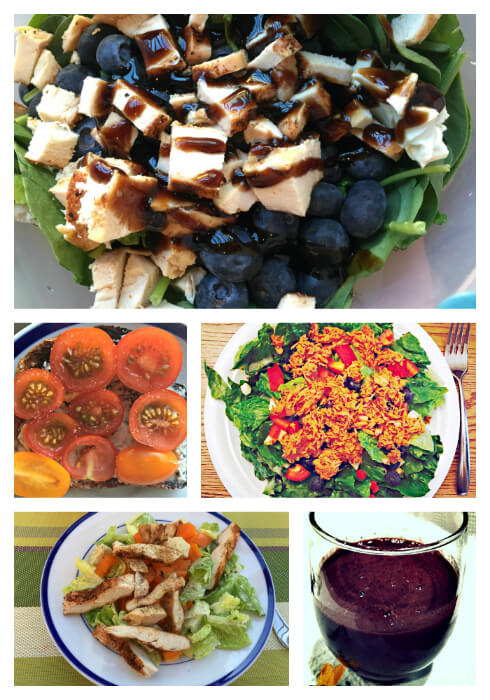 Healthy Meals that are low in Weight Watchers Points