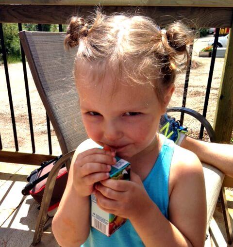 Kids love Caboose Cabins