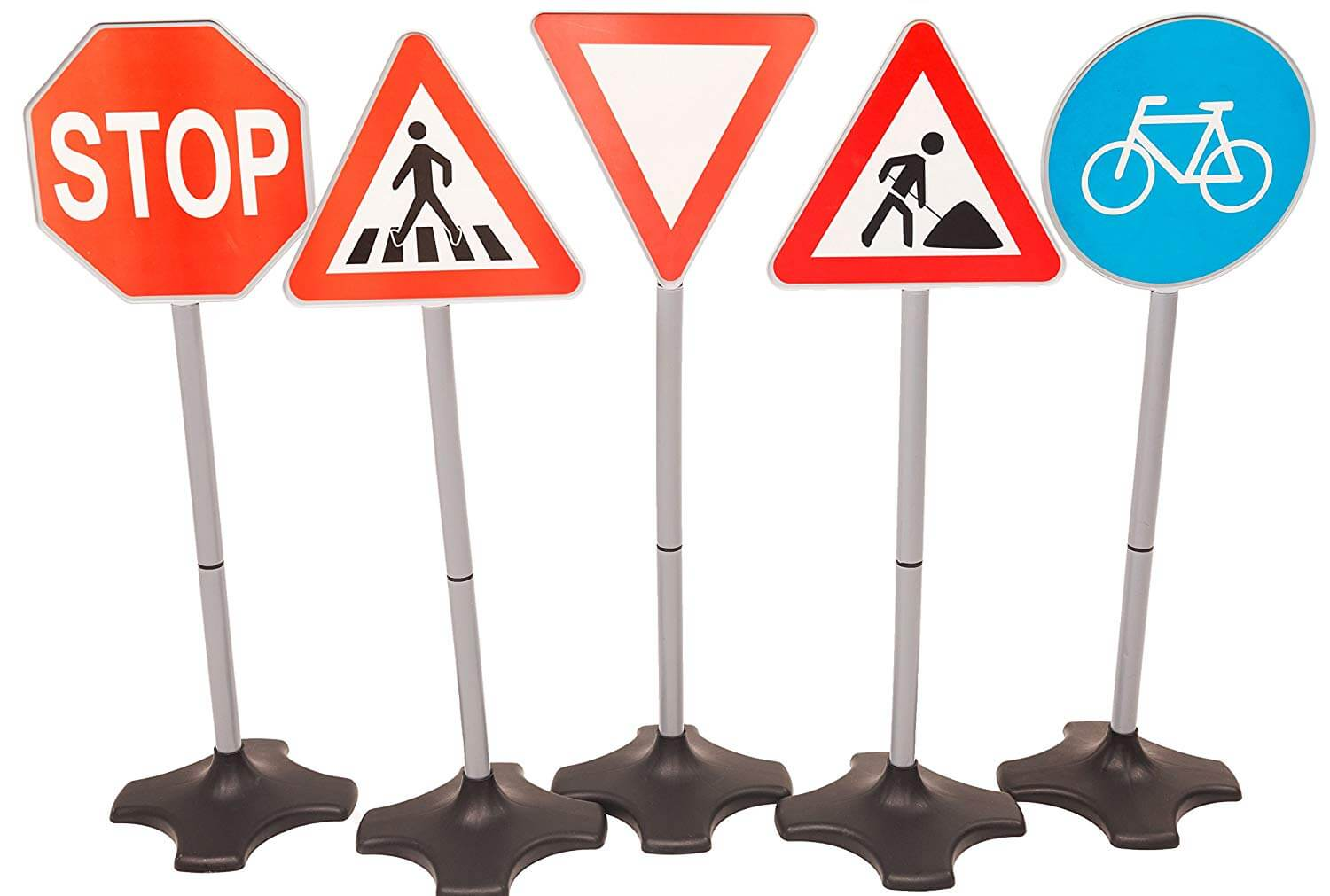 Play road sign