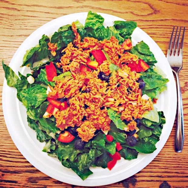 Sweet Thai Chili Salad