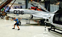 Exploring Pensacola's National Navy Aviation Museum