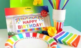 Emergency Birthday Supply Kit