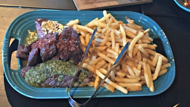 Argentinian Grilled Meats