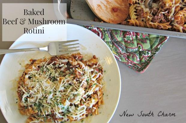 Baked-Beef-and-Mushroom-Rotini-FB