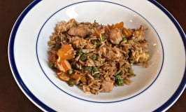 Easy Weeknight Chicken Fried Rice