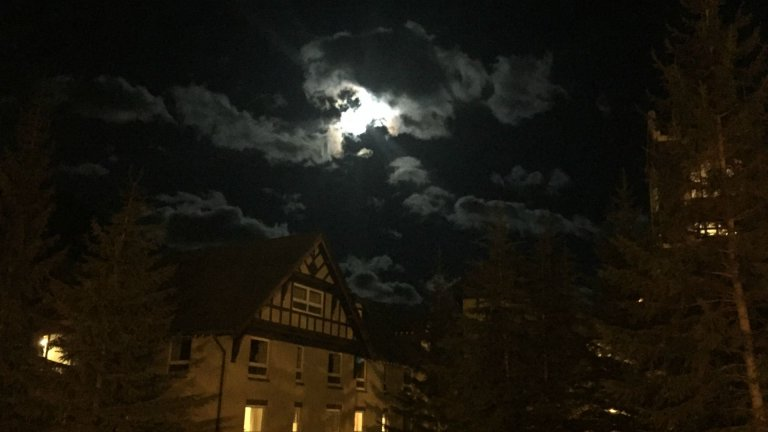 Halloween at the Fairmont Banff Springs