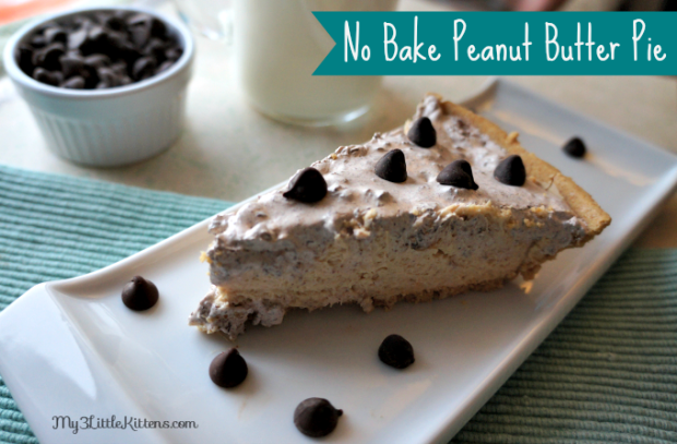 No-Bake-Peanut-Butter-Pie