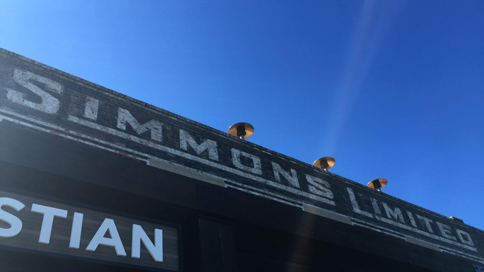 The Butcher, The Baker & The Coffee Maker Take Over The Simmons Building in Calgary