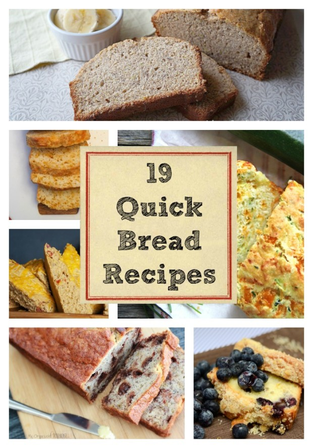 19 Quick Bread Recipes