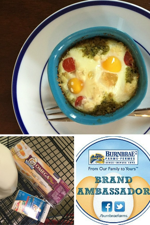 I've Become A Burnbrae Farms Ambassador - Follow for Great Egg Recipes
