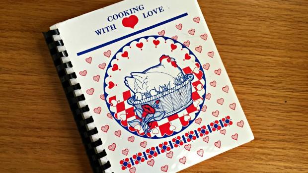 My Granny's Favorite Cookbook