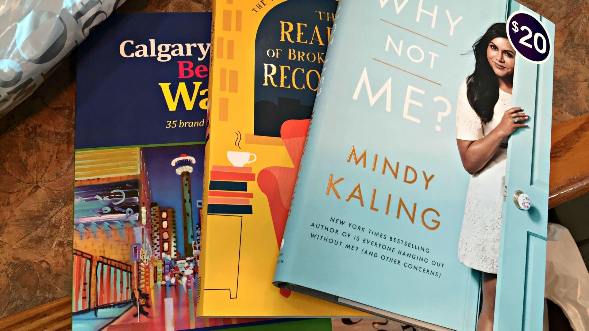 Rekindling My Love of Reading