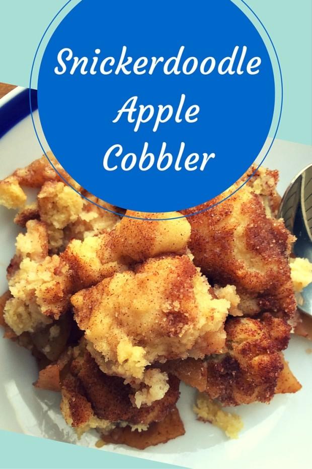Easy and Delicious Snickerdoodle Apple Cobbler Recipe