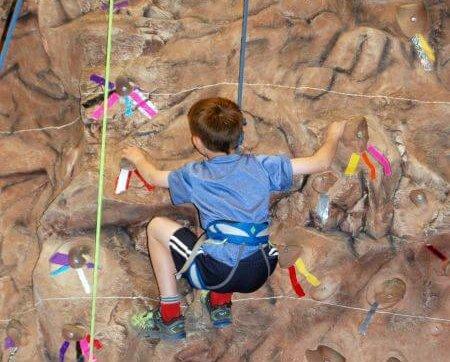 climbing wall calgary