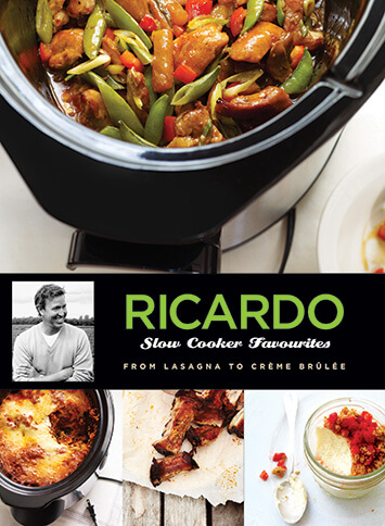 Ricardo Slow Cooker Favourites Cookbook