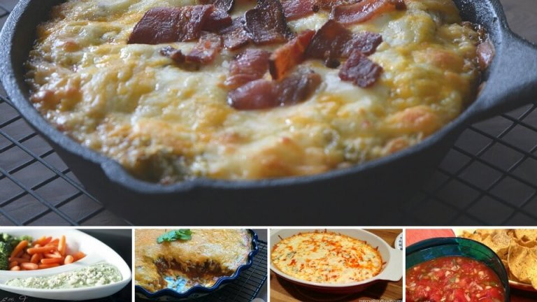 14 Easy Dip Recipes for Your Next Party