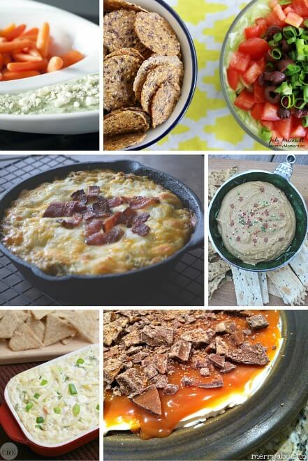 14 Easy Dips That Make Holiday Entertaining a Snap