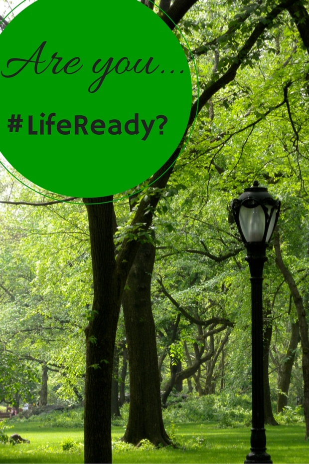 Are You #Life Ready