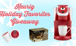 Keurig Holiday Favorites Giveaway – Merry's 40th Birthday Bash