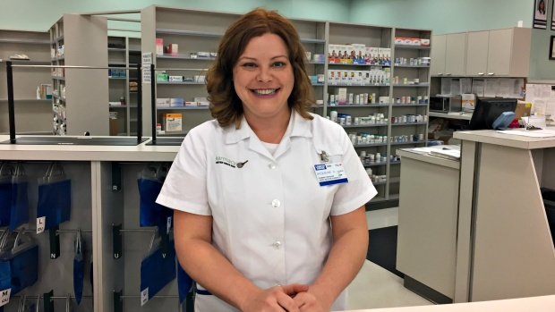 Our Awesome Travel Consultant Pharmacist