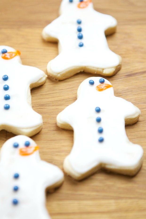 snowman-gingerbread-men