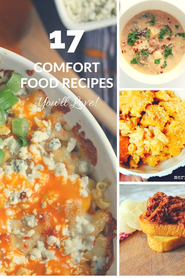 17 Comfort Food Recipes