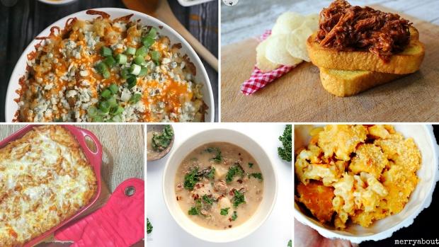 17 Comfort Food Recipes