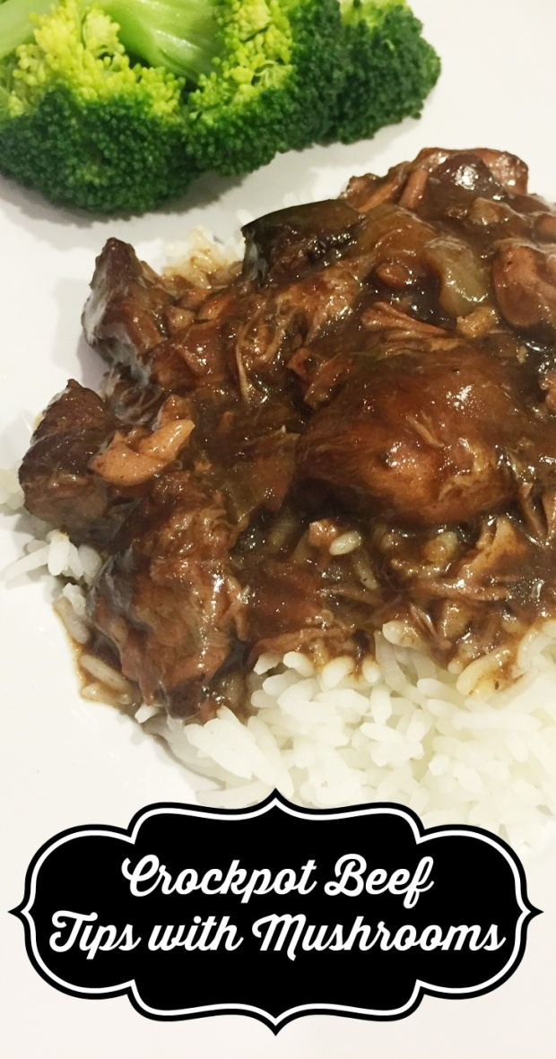 Crockpot Beef Tips With Mushrooms Merry About Town