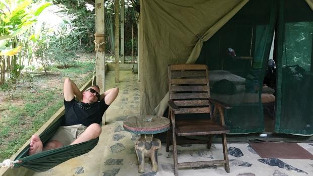 Our Thailand Adventure Elephant Camp Home