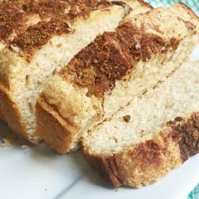 Snickerdoodle Loaf 2