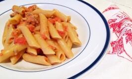 Italian Sausage and Boursin Pasta Recipe