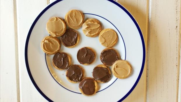 Peanut Butter & Nutella