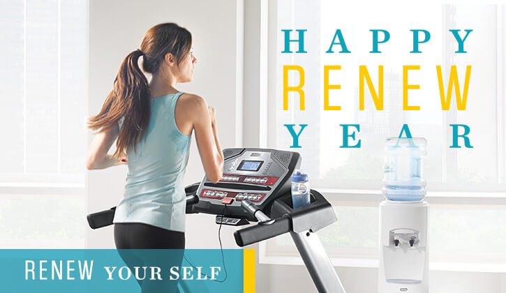 Healthy Tips & Products to Keep Your #HappyRenewYear Focus in 2016