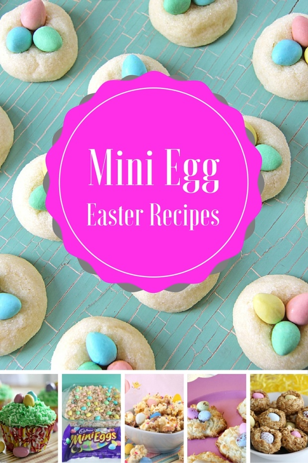 Mini Egg Easter Recipe