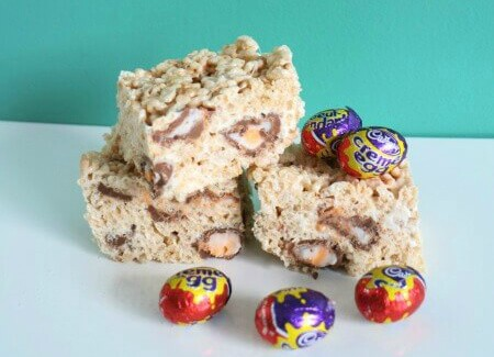 Mini Egg Treats