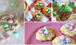 10 Easter Recipes Using Mini Eggs