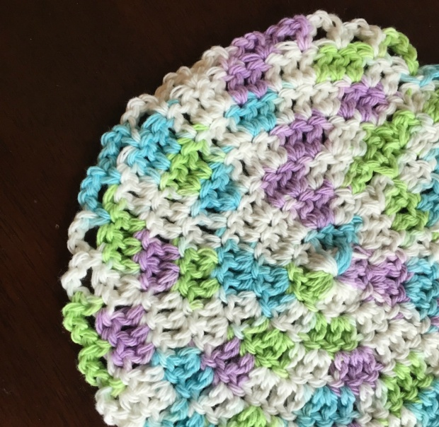 Crocheting Dishcloths For Beginners : Four Great Beginner Friendly Crochet Projects! - Merry About Town